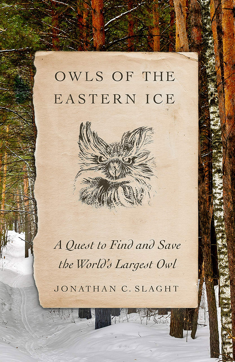 2020101 Owls of the Eastern Ice book cover