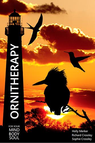 202106 Ornitherapy book cover