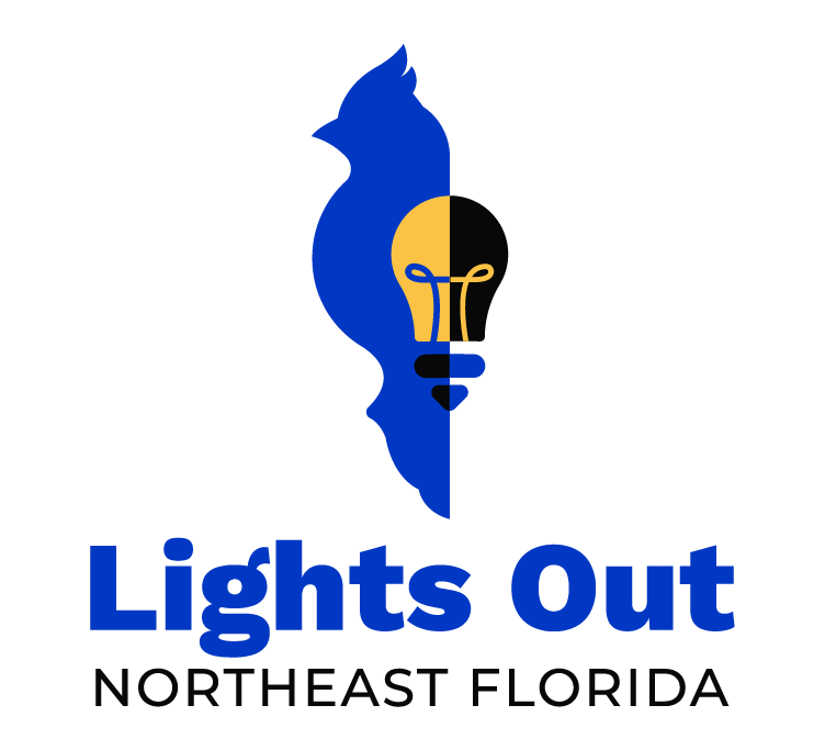 LightsOut Northeast Logo Stacked Color