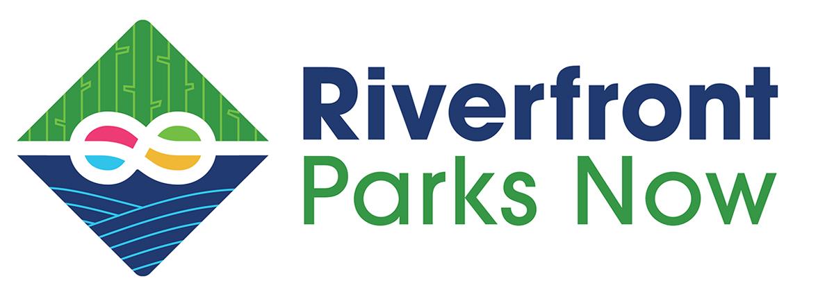 Riverfront Parks Now logo